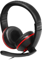 Gioteck XH-100 - Gaming Headset - Zwart - PS4 + Xbox One + PC + MAC