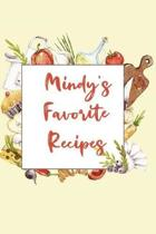 Mindy's Favorite Recipes
