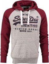 Superdry sweater hoodie Maat - S