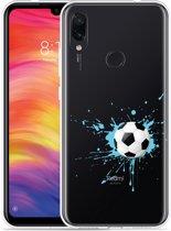 Xiaomi Redmi Note 7 Hoesje Soccer Ball