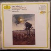 1-CD SCHUBERT - SYMPHONY NO. 9 - STAATSKAPELLE DRESDEN / KARL BOHM
