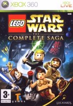 Lego Star Wars - The Complete Saga - Xbox 360 (Compatible met Xbox One)