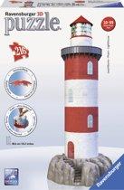 Ravensburger Vuurtoren - 3D Puzzel gebouw van 216 stukjes