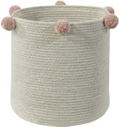 Lorena Canals - Basket Bubbly - Natural Nude - 30x30x30