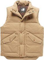 Vintage Industries Newbury Bodywarmer dark khaki