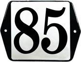 Emaille huisummer model oor - 85