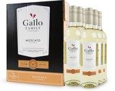 Gallo Family Vineyards Moscato - 6x 75cl (Doos)