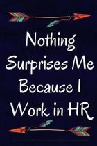 Nothing Surprises Me Because I Work in HR