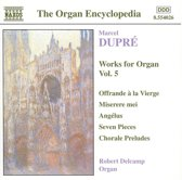 Robert Delcamp - Works For Organ 5