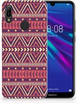 Huawei Y6 2019 | Y6 Pro 2019 TPU bumper Aztec Purple