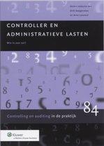 Controlling & auditing in de praktijk 84 - Controller en administratieve lasten