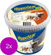 Hippostar Horse Bites Apple - Paardensnoepjes - 1.5 Kg - 2 stuks