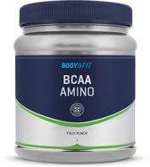 Body & Fit BCAA Amino - Aminozuren - 330 gram (22 servings) - Fruit punch
