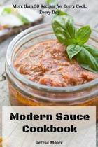 Modern Sauce Cookbook