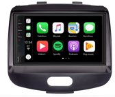 DAB+ Hyundai I10 Carplay en Android auto navigatie autoradio