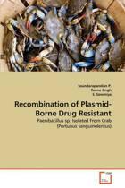 Recombination of Plasmid-Borne Drug Resistant