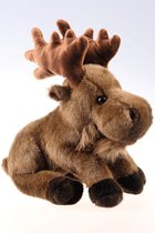 Pluche eland knuffel 35 cm