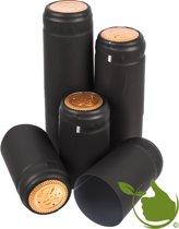 Thermo-capsules zwart 100 stuks