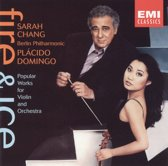Fire & Ice - Popular Works for Violin and Orchestra / Chang, Domingo et al