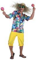 Hawaii overhemd voor heren 50-52 (m/l)