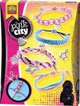 SES Pink City Armbandjes knopen