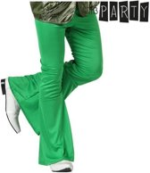 ADULT TROUSERS TH3 PARTY 2707 DISCO GROEN, MAAT : XL