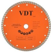VDT Diamand slijpschijf 230 mm turbo