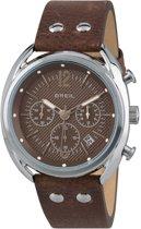 Breil TW1663 horloge heren - bruin - edelstaal