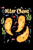 Otter Notizbuch