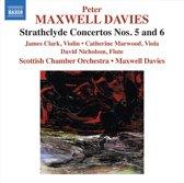 Maxwell Davies: Strathclyde 5+6