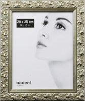 Nielsen Arabesque 20x25 hout portret zilver 8525003