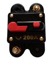 Newsound 200 Ampère Automatische Zekeringhouder (Bulk)
