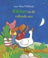 Boek cover Kikker - Kikker en de vallende ster van Max Velthuijs