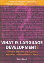 What is Language Development?