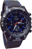 GT Sport Horloge - Blauw
