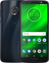 Motorola Moto G6 Plus - 64 GB - Deep Indigo (blauw)