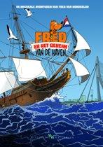 Fred 2 - Fred en het geheim van de haven