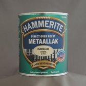 Hammerite Metaallak Zijdeglans Creme 0,75L