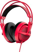 SteelSeries Siberia 200 - Gaming Headset - Forged Red