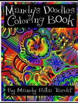 Mandy's Doodles Coloring Book