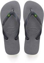 Havaianas Brasil - Slippers - Volwassenen - Grijs - Maat 43/44