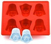 Darth Vader ijsklontjes chocolaatjes vorm
