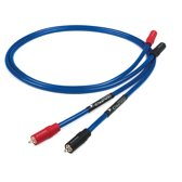 The Chord Company Clearway 2RCA to 2RCA 1.5m - RCA kabel