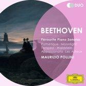 Favourite Piano Sonatas (Duo Series)