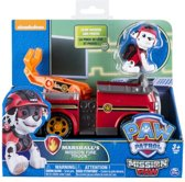 Paw Patrol rescue brandweer voertuig Mission Paw - Marshall fire truck
