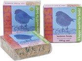 Buzzy Birds Vetblok Meelwormen - 300 gr