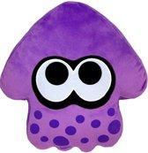 Splatoon Pluche Pillow - Inkling Squid Purple
