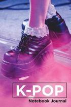 K-Pop Fan Notebook
