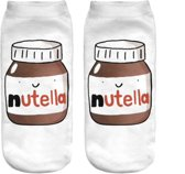 Fun Sokken 'Pot Nutella'