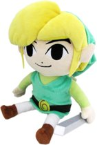 Legend of Zelda: The Wind Waker - Link 20 cm Knuffel